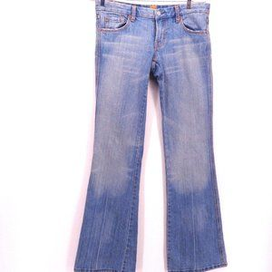 7 For All Mankind A Pocket Bootcut Jeans - 28